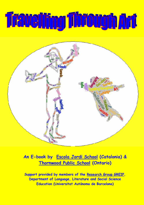 Travelling Through Arts (Ebook)
