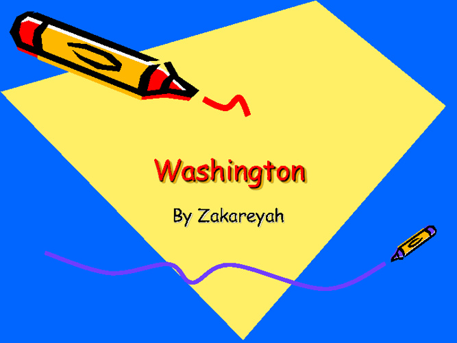 Washington Zakareyah