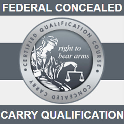 Federal Concealed carry qualification to legally carry conce