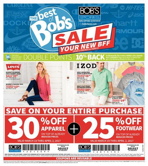 Copy of Bobs Flyer Book Shelf 021217