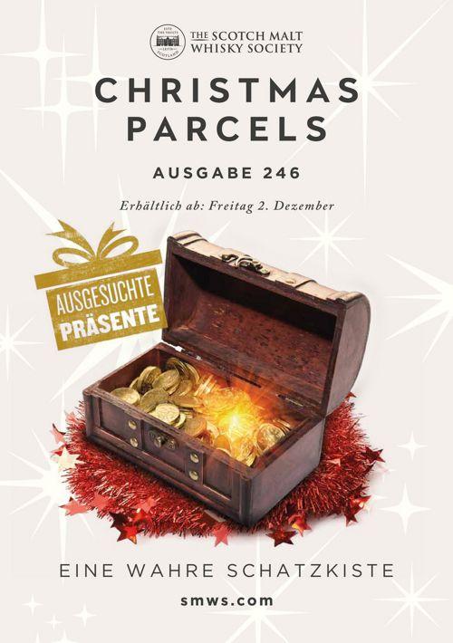 SMWS Outturn Dezember 16 Weihnachtspakete - Deutsch