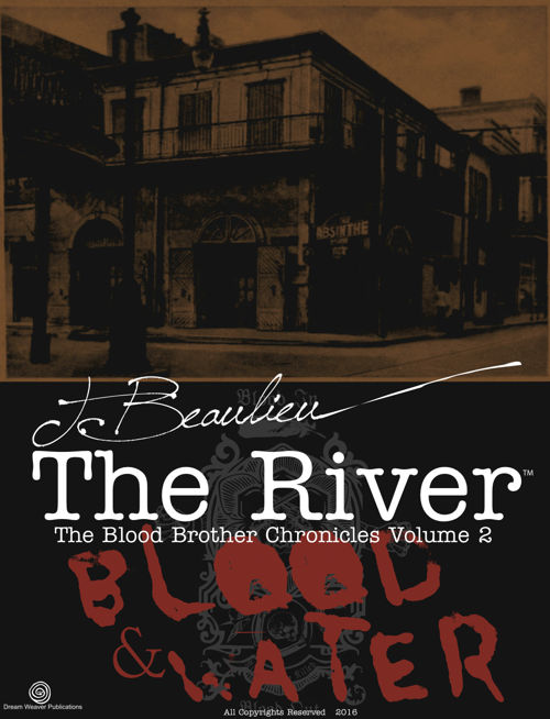 The River - 'Blood&Water' Chapter 7 'Sensual Partnerships'