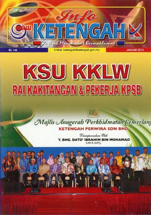 info KETENGAH Jan 2013