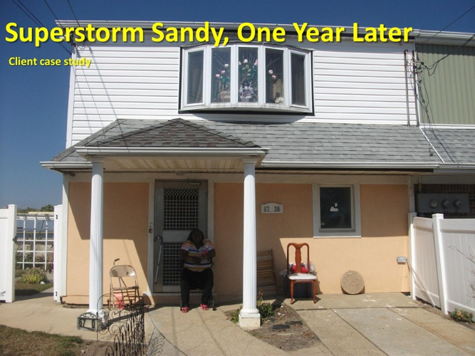 AAFE Sandy Client Case Study