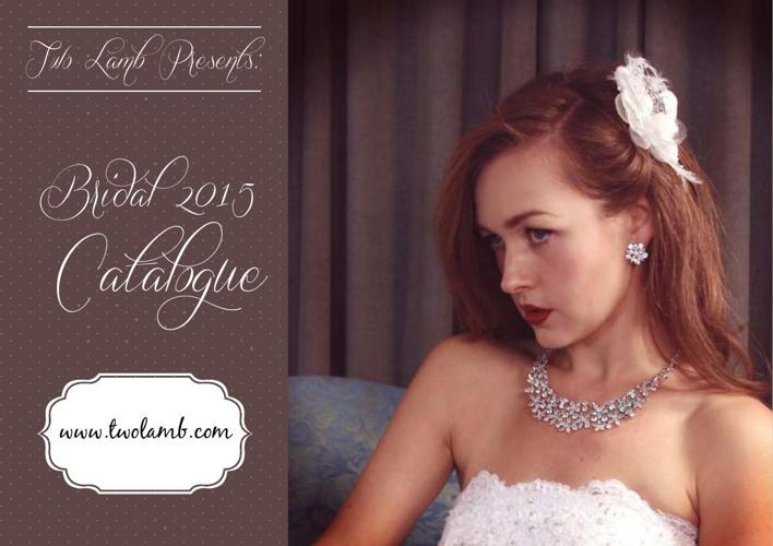 Two Lamb Bridal Catalogue 2015