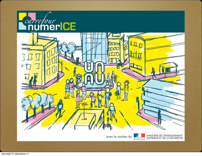 Carrefour numerICE 2012