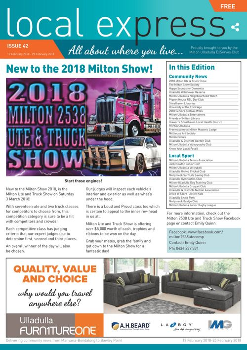 Issue 42 - 12 February 2018-25 February 2018