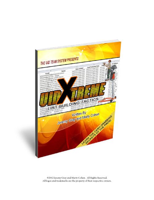 XTREME LIST BUILDING TACTICS