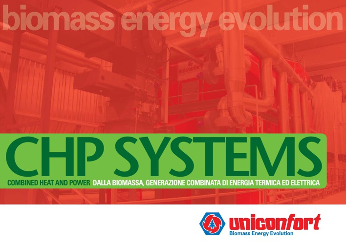 Uniconfort / CHP SYSTENS brochure