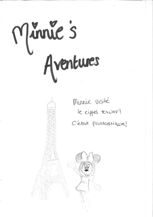 Minnie's Adventures