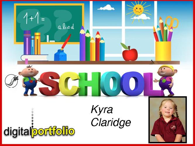 Kyra's 2012 Portfolio