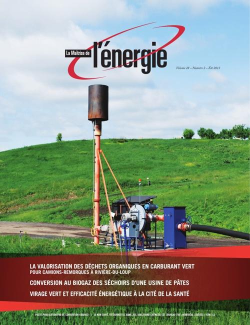Revue La maîtrise de l'énergie  - Vol. 28 # 2