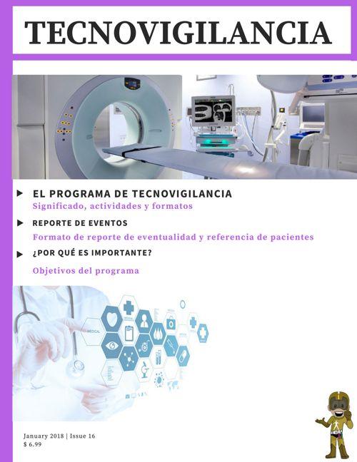 TECNOVIGILANCIA MD