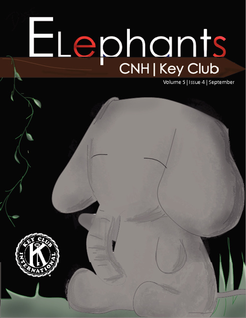 Elephants - Volume 5 Issue 4 September