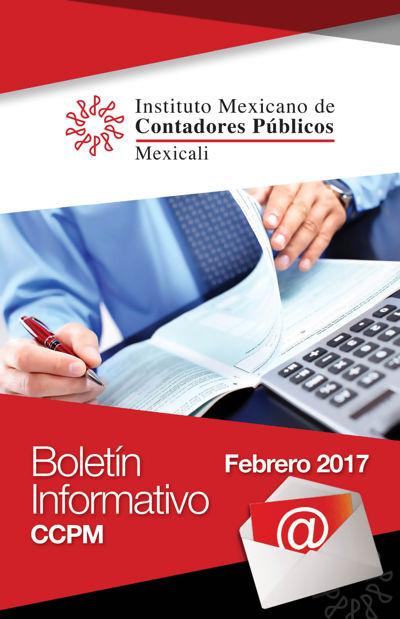 Boletín Informativo - Febrero 2017