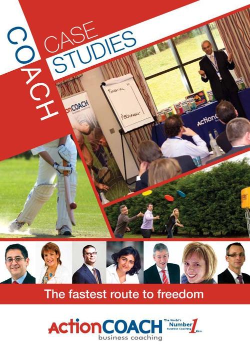 LR_ActionCOACH_Coach Case studies_brochure_Jan2014