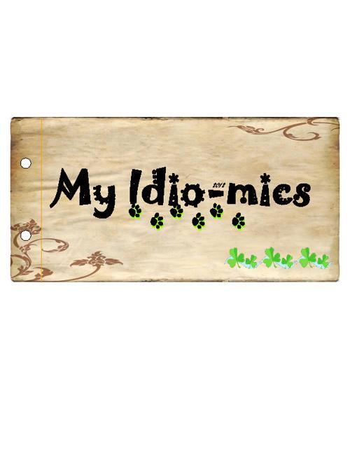 Idiomics book 1