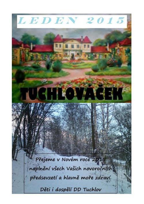 Tuchlováček - leden 2015