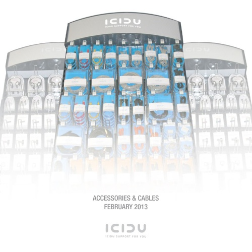 ICIDU Catalogue Feb 2013
