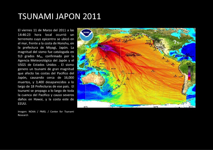 Galería de Fotos - Tsunamis