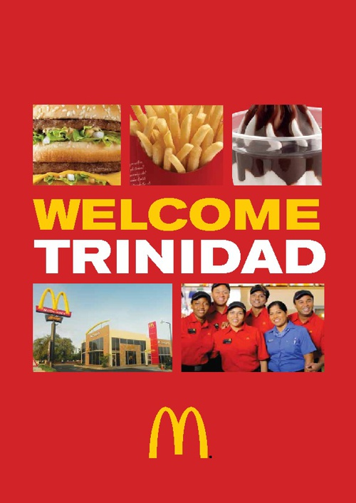 McDonald's T&T Menu - September