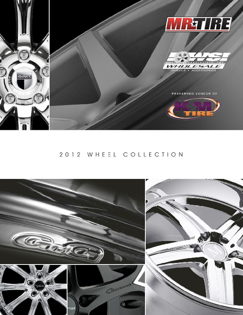 2012 Mr.Tire Catalog