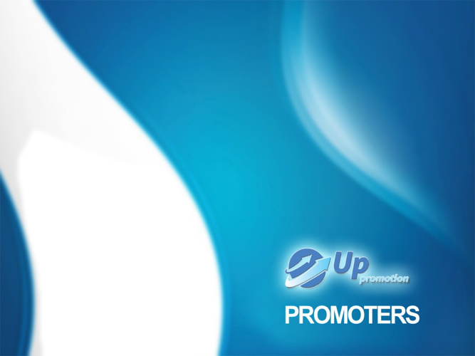 Up Promotion - Promoters