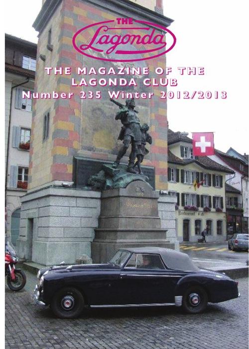 Lagonda Magazine #235