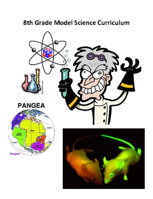 Model Science Curriculum