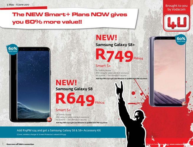 Vodacom4U May Brochure 2017