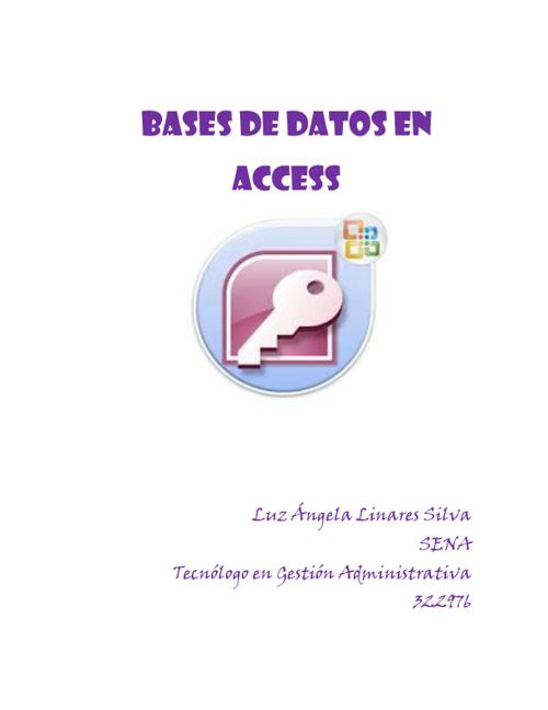 322976 Consulta 1 Access Luz Ángela Linares
