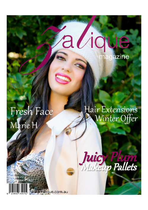 Zalique Magazine Winter 2012