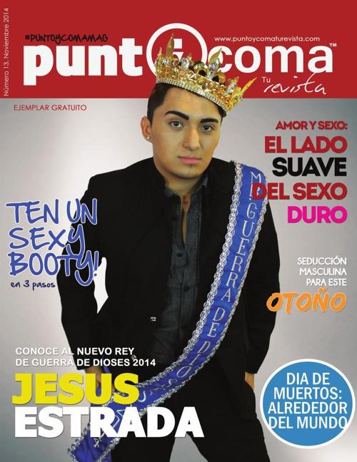 Punto y Coma Magazine - Edicion Noviembre 2014