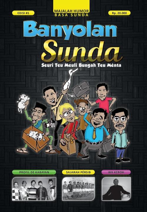 Conto Majalah Banyolan Sunda