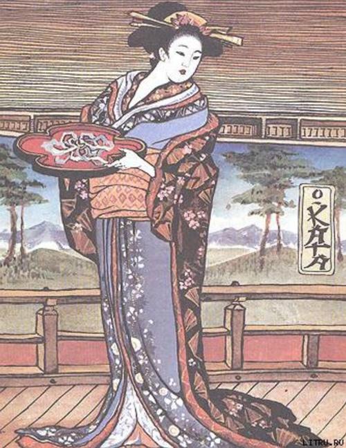Японские сказки