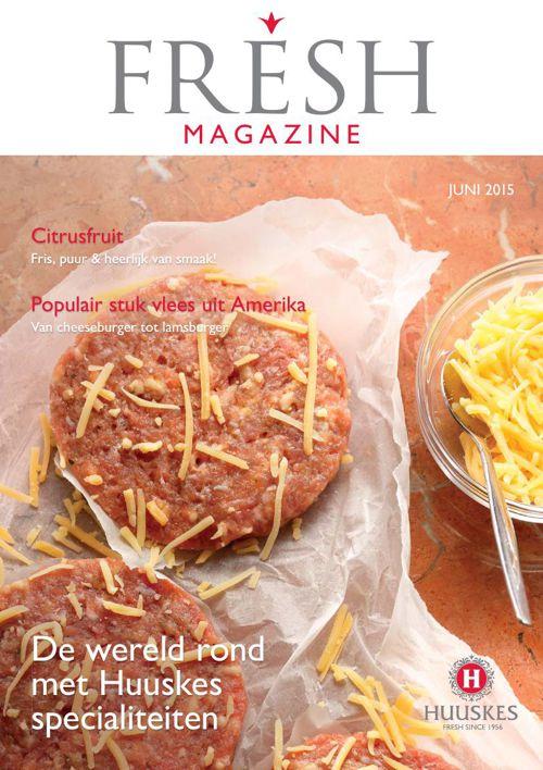 Fresh Magazine Juni 2015