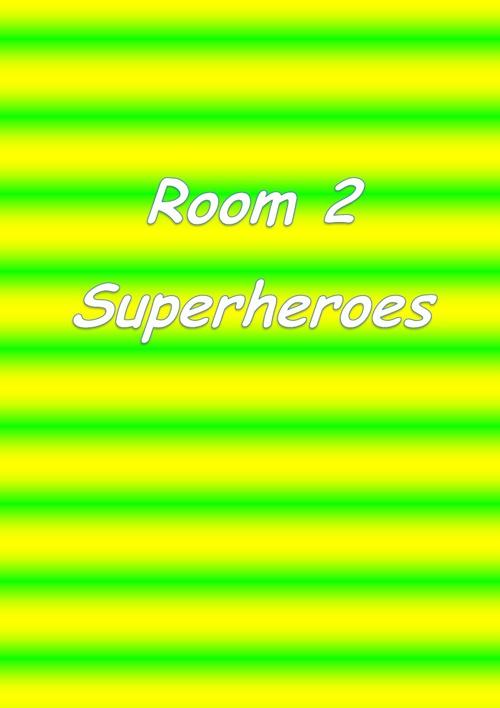 Room 2 Superheroes