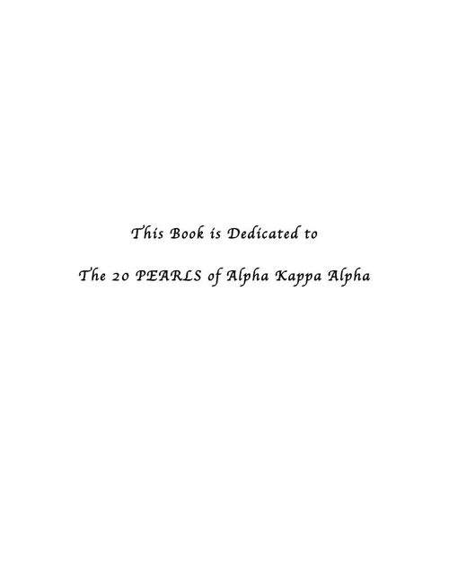 This Book is Dedicated to