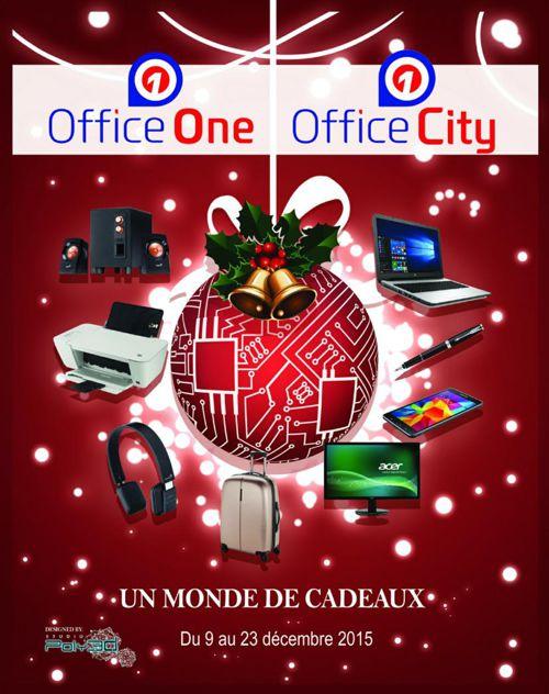 Office One - Noël 2015