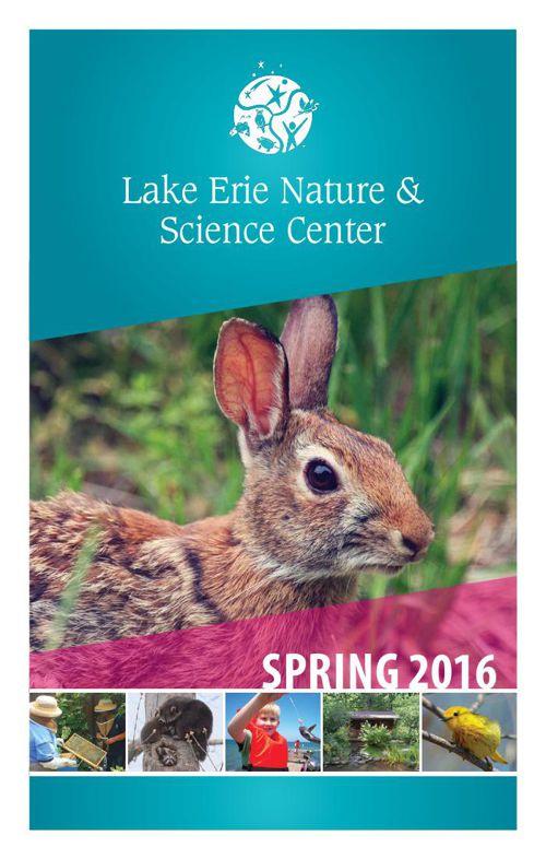 2016 Spring Program Guide