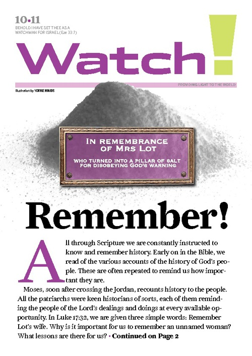 Copy of Watch Magazine