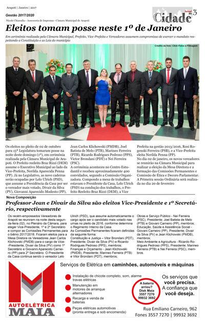 Jornal da Cidade Arapoti