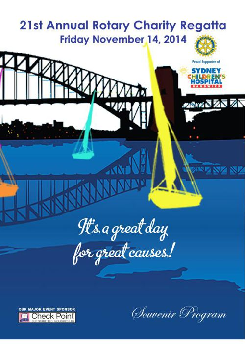 2015 Rotary Charity Regatta Program FLIP_02NOV15