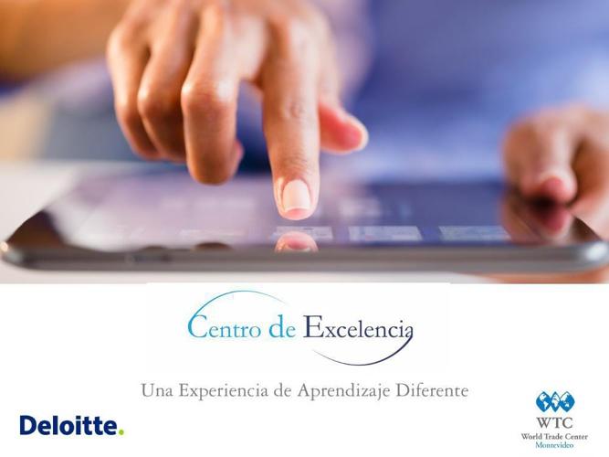 Brochure informativo_Centro de Excelencia