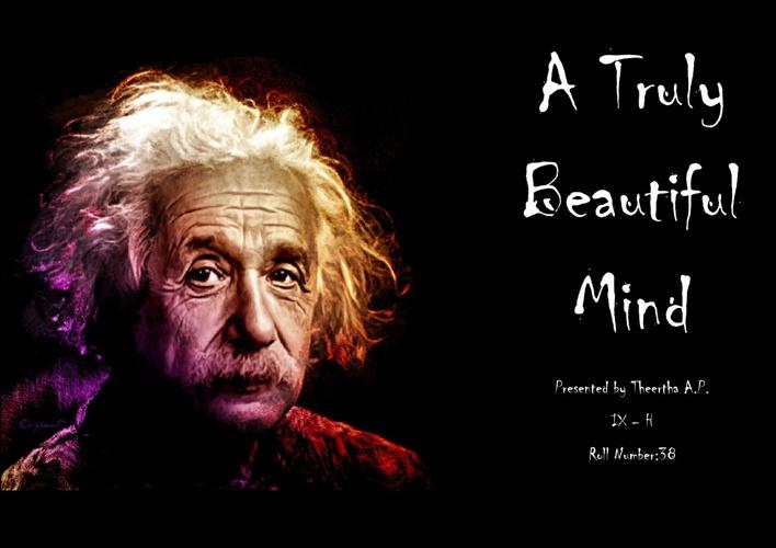 A Truly Beautiful Mind
