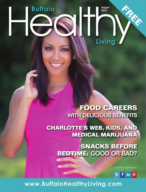 Buffalo Healthy Living August 2015