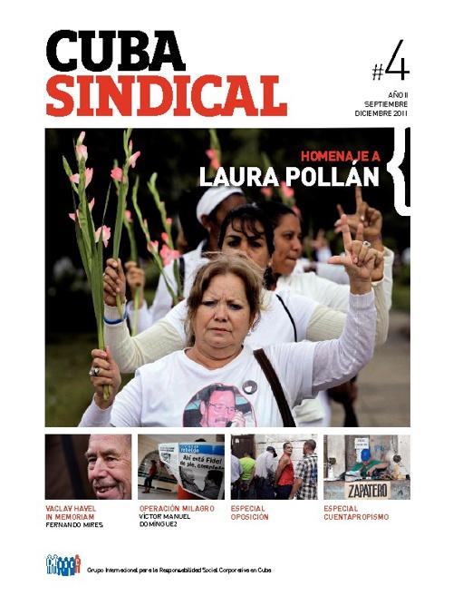 Cuba Sindical #4 Año 2 / Septiembre-Diciembre 2011