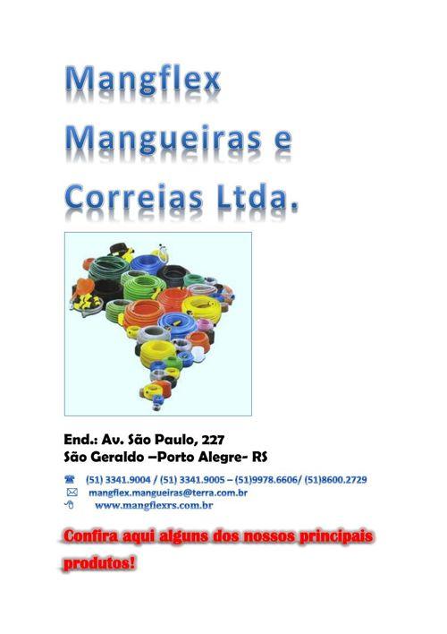 Mangflex Mangueiras e Correias Ltda