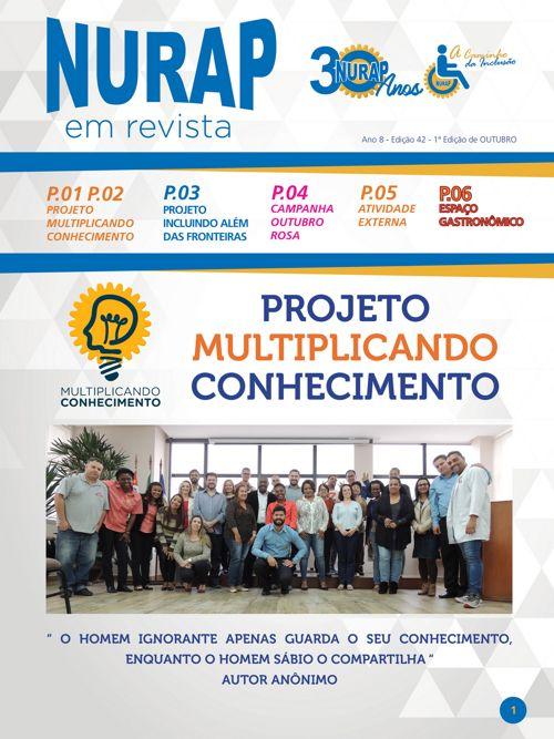 NURAP em Revista_Edição 1 Outubro