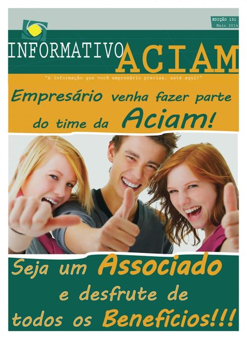 Informativo Aciam Mês Maio/2014